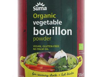 Suma Vegetable Bouillon Powder Organic