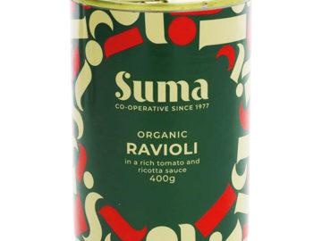 Suma Ravioli Organic