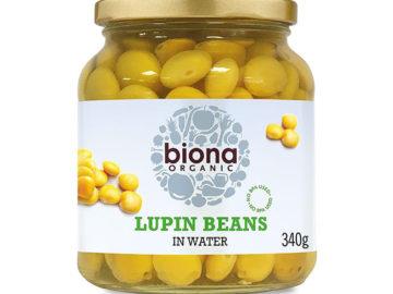 Biona Organic Lupin Beans in Water