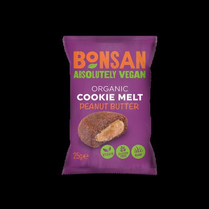 Bonsan Peanut Butter  Cookie Melt Organic