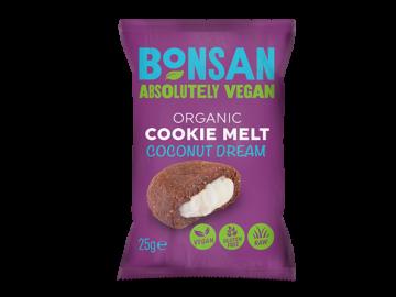 Bonsan Coconut Cookie Melt Organic