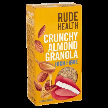 Rude Health High Fibre Crunchy Almond Granola