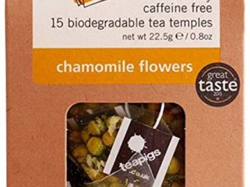 Tea Pigs Chamomile Flowers Tea