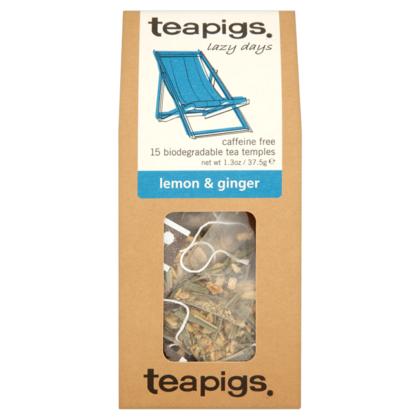 Teapigs Lemon Ginger Tea