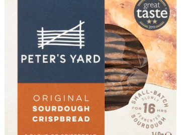 Peter's Yard Original Sourdough Crispbread