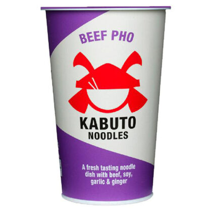 Kabuto Beef Pho Noodles