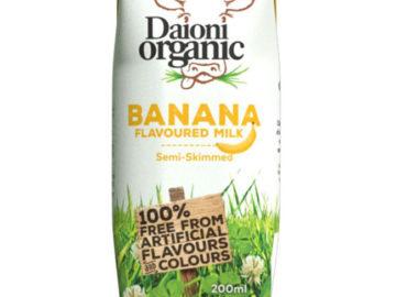 Daioni Banana Milk