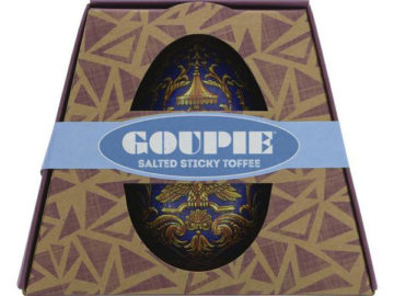 Goupie Salted Sticky Toffee Easter Egg