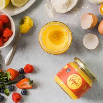 Happy Butter Ghee Organic