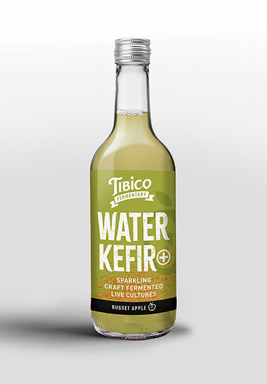 Tibico Fermentary Russet Apple Water Kefir