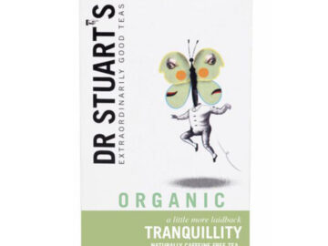 Dr Stuart's Organic Tranquillity Tea