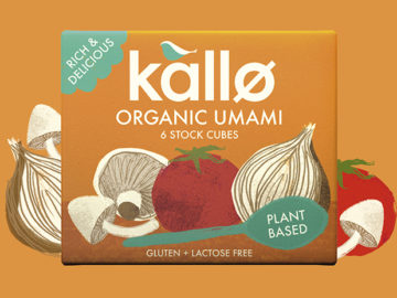 Kallo Umami Stock Cube Organic