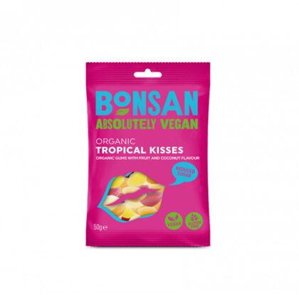 Bonsan Vegan Tropical Kisses Organic