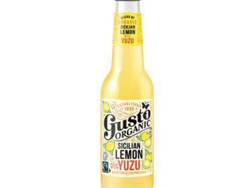 Gusto Sicilian Lemon Yuzu Organic