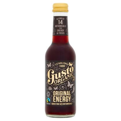 Gusto Original Energy Organic