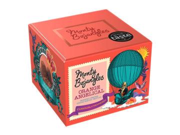 Monty Bojangles Orange Angelical Truffles