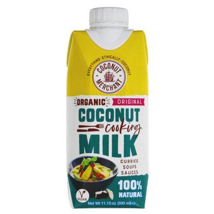 Coconut Merchant Original Coconut Milk Organic