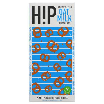 Hip Oat Milk Salty Pretzels Chocolate