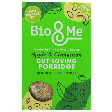 Bio & Me Apple & Cinnamon Gut-Loving Porridge