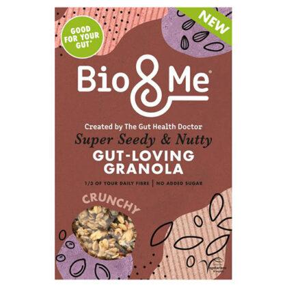 Bio & Me Gut-Loving Granola