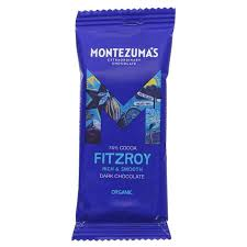 Montezuma Dark Chocolate Fitzroy Organic 25g
