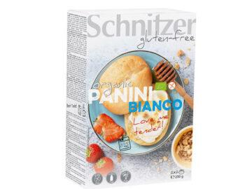 Schnitzer Panini Bianco Organic