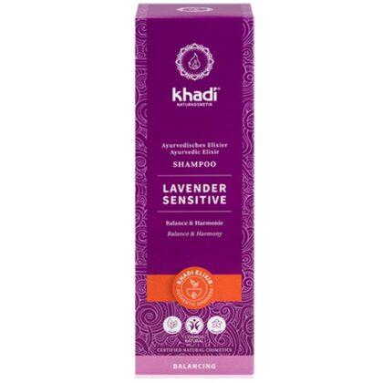 Khadi Lavender Shampoo