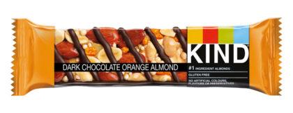 Kind Dark Chocolate Orange Almond Bar