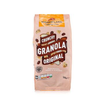 Mornflake Crunchy Original Granola