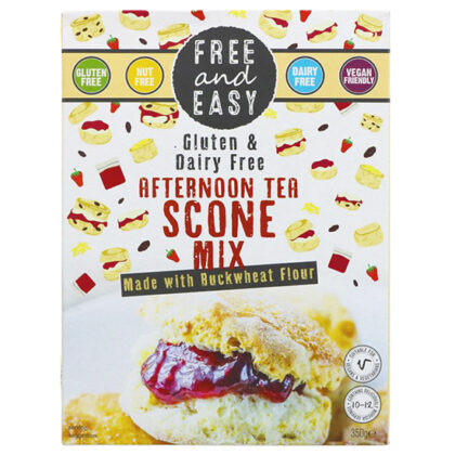 Free & Easy Afternoon Tea Scone Mix