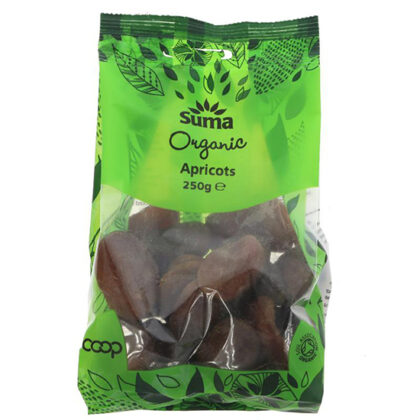 Suma Apricots Organic 250g