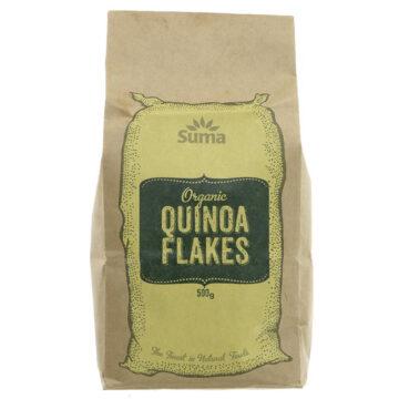 Suma Quinoa Flakes Organic