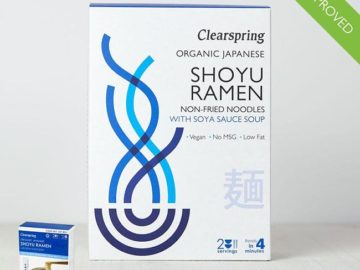 Clearspring Shoyu Ramen