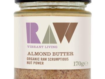 Raw Health Almond Butter Organic