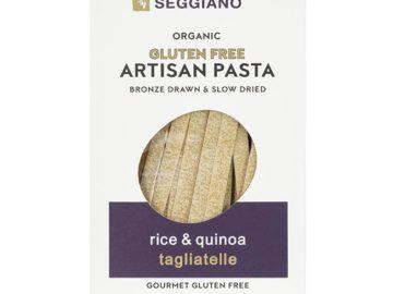 Seggiano Rice Quinoa Tagliatelle