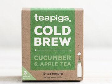 Teapigs Cucumber Apple Cold Brew Tea