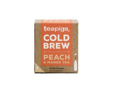 Teapigs Peach Mango Cold Brew Tea