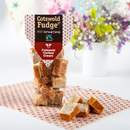 Cotswold Fudge Clotted Cream Fudge