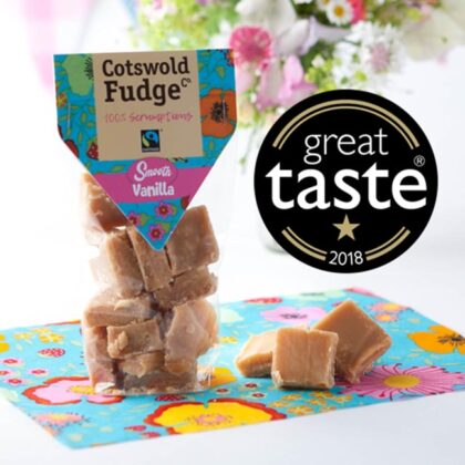 Cotswold Fudge Smooth Vanilla Fudge