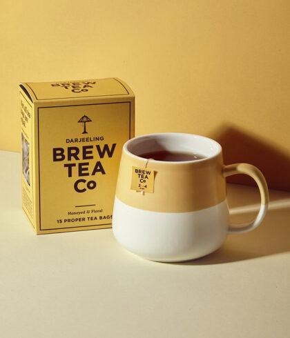 Brew Tea Co Darjeeling Tea Bags