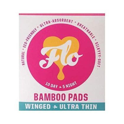 Flo Bamboo Day & Night Pads