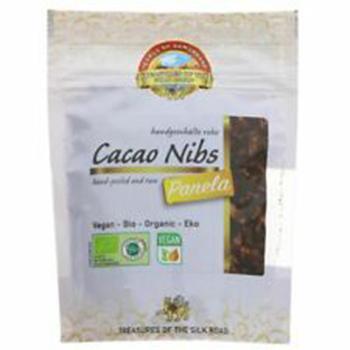 Pearls of Samarkand Cacao Nibs Panela