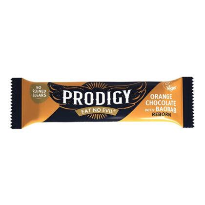 Prodigy Orange Chocolate Baobab Bar