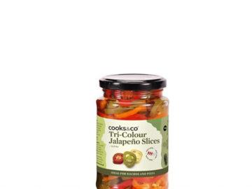 Cooks & Co Tricolore Jalapenos