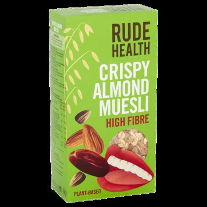 RudeHealth Crispy Almond Muesli