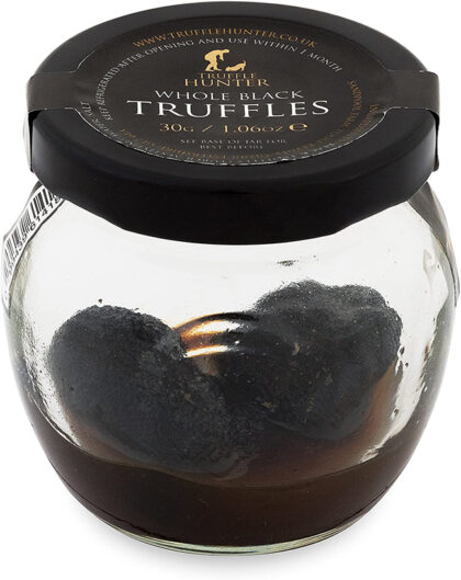 Truffle Hunter Whole Black Truffles