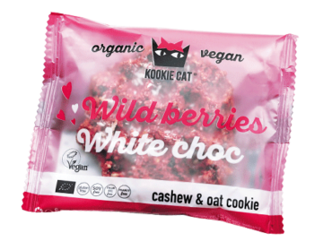 Kookie Cat Wild Berries Organic
