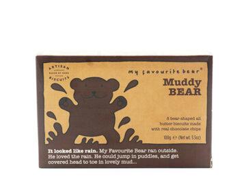 Artisan Muddy Bear Biscuits