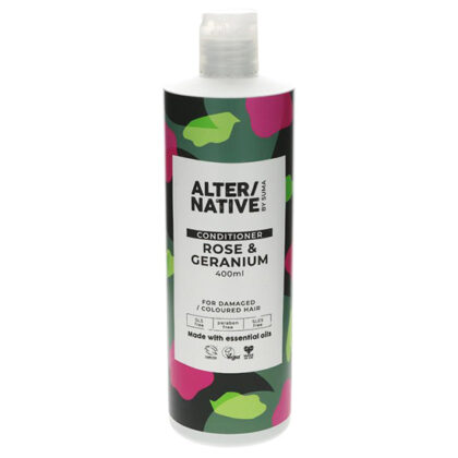Alter/Native Rose & Geranium Conditioner 400ml