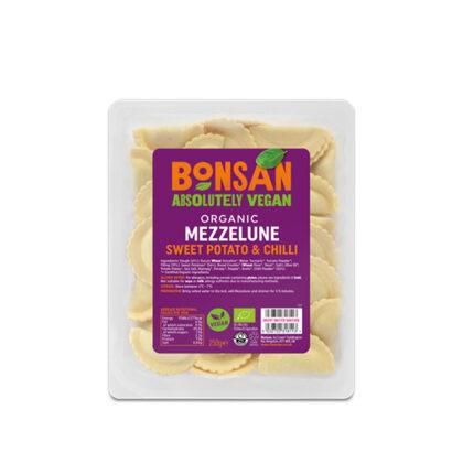 Bonsan Sweet Potato & Chilli Mezzelune Organic